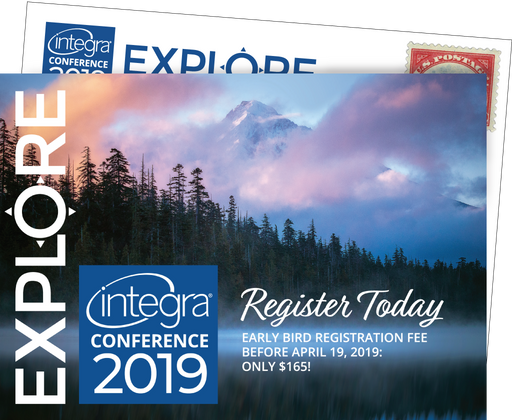 Integra Conference 2019