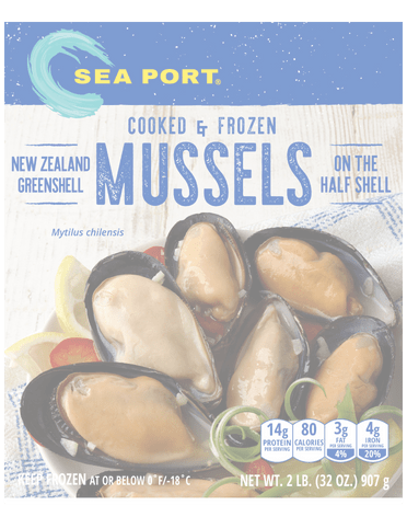 Mussels package option D