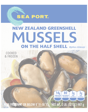 Mussels package option B